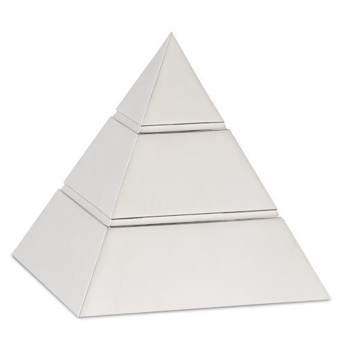 Paxton Nickel Large Pyramid