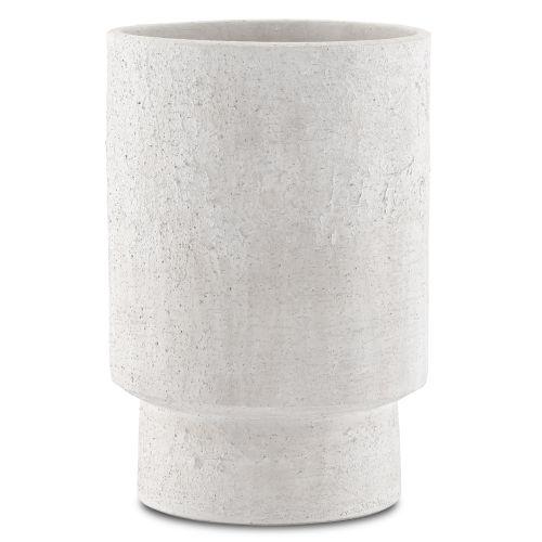Tambora Vintage Ivory Large Vase