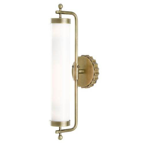Latimer Antique Brass One-Light Wall Sconce
