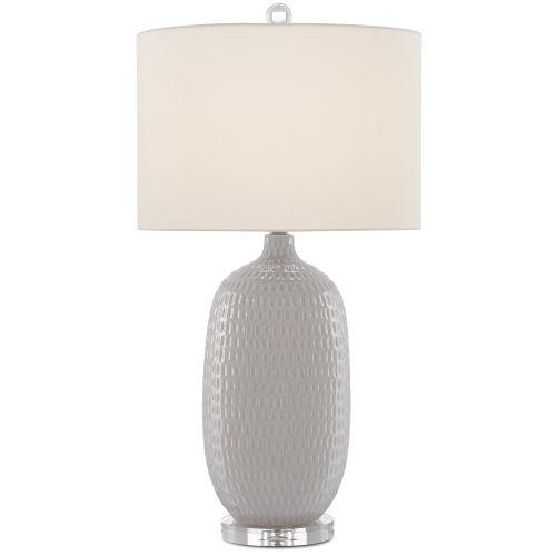 Torus Pale Lavender One-Light Table Lamp