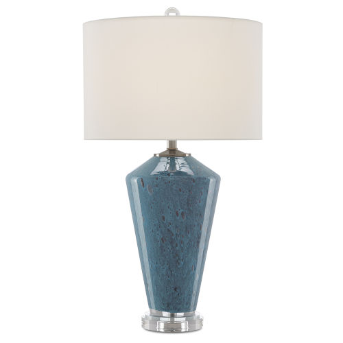 Tarantella Blue One-Light Table Lamp