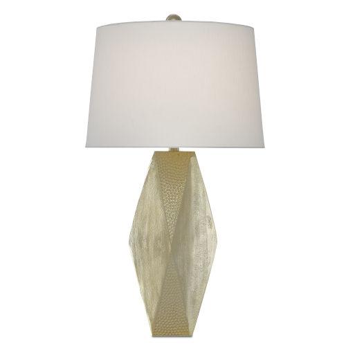 Zabrine Shiny Gold One-Light Table Lamp