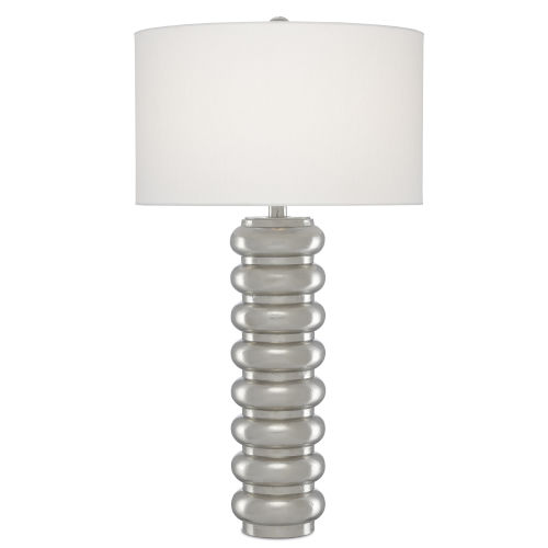 Erling Nickel One-Light Table Lamp