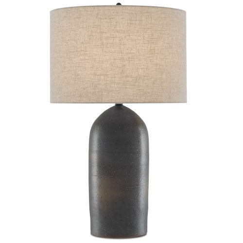 Munby Rust and Iron One-Light Table Lamp