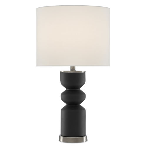 Anabelle Black One-Light Table Lamp