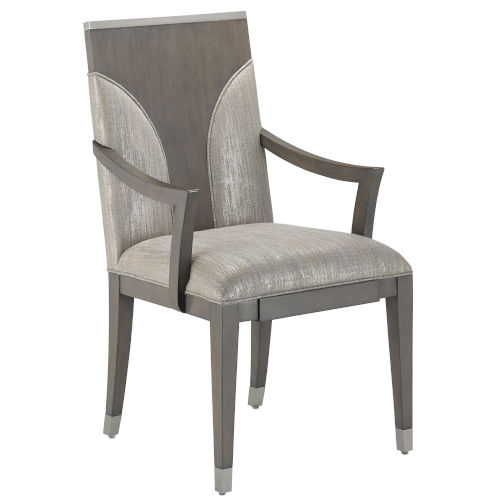 Mirra Stone and Chateau Gray Chair