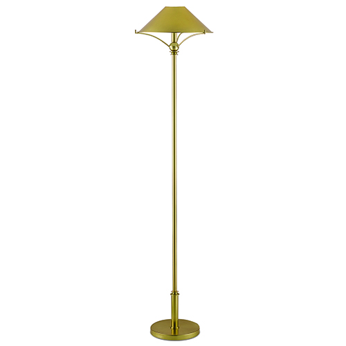 Maarla Polished Brass One-Light 59-Inch Table Lamp