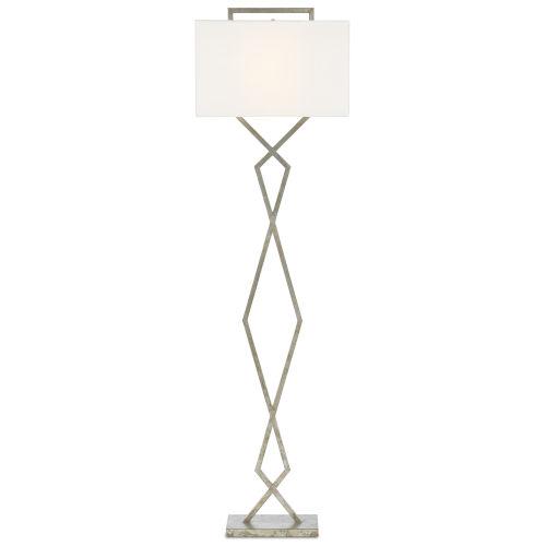 Evelyn Pyrite Bronze One-Light Floor Lamp