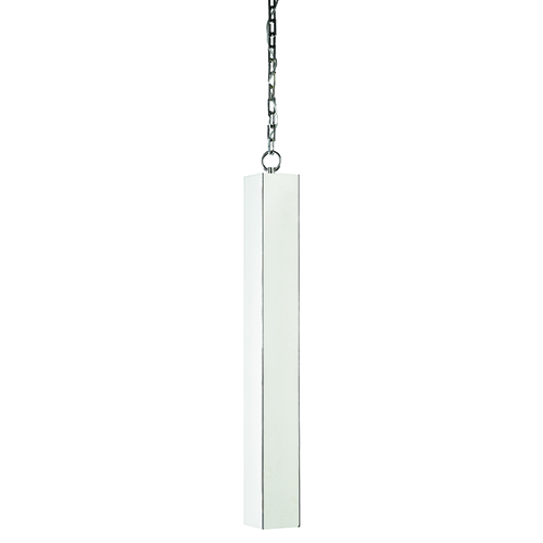 Compton Polished Nickel One-Light Mini Pendant