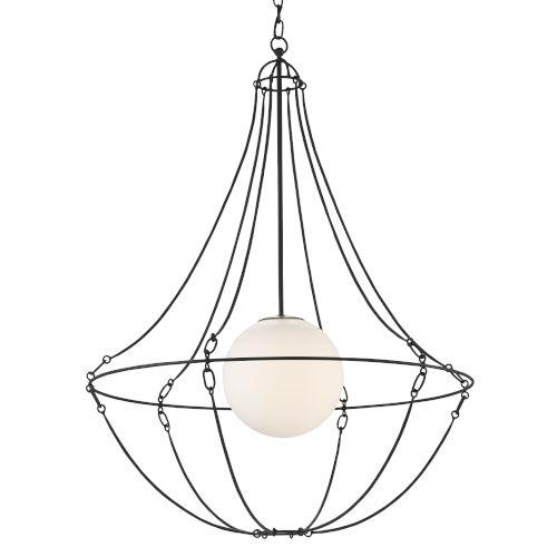 Stanleigh Bronze One-Light Pendant