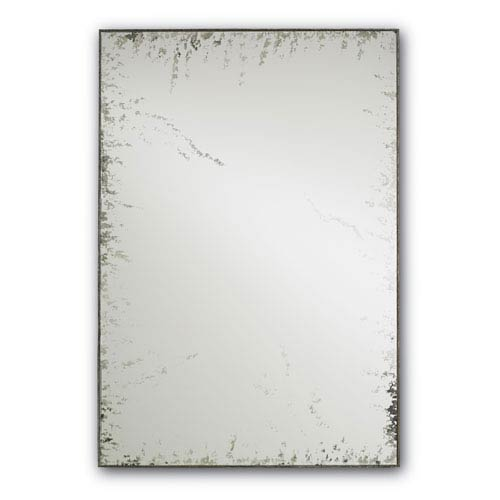 Rene Pyrite Bronze 24-Inch Rectangle Mirror