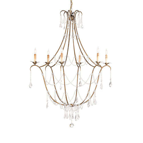 Elizabeth Six-Light Chandelier