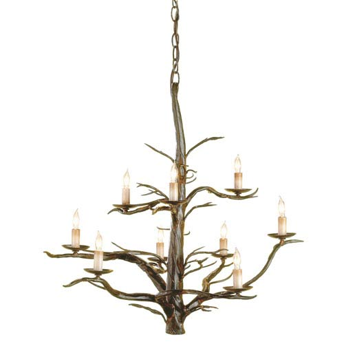Treetop Large Chandelier