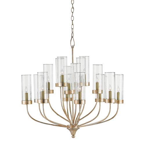 Currey company hove silver granello 16 light chandelier 9633 currey company hove silver granello 16 light chandelier aloadofball Images