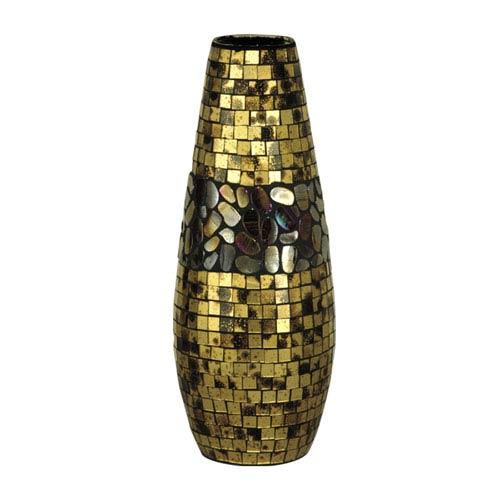 Springdale Antique Gold Vase