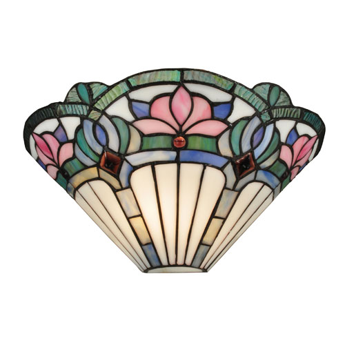 Windham White 7-Inch Wall Sconce
