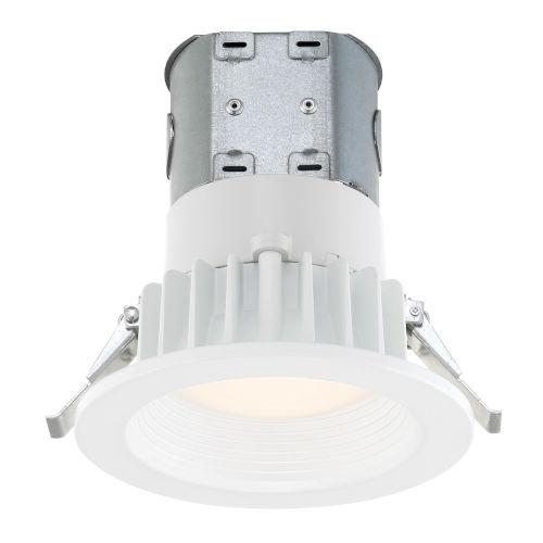 White 11W 3000K 725 Lumen LED Recessed Light