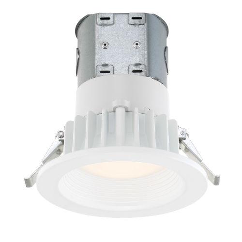 White 11W 4000K 790 Lumen LED Recessed Light