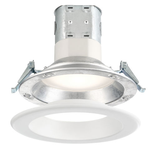 White 12W 2700K 870 Lumen LED Recessed Light