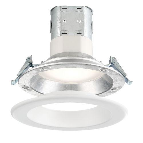 White 12W 5000K 870 Lumen LED Recessed Light