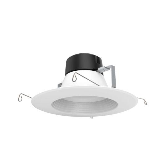 White 18W 2700K 1323 Lumen LED Recessed Light