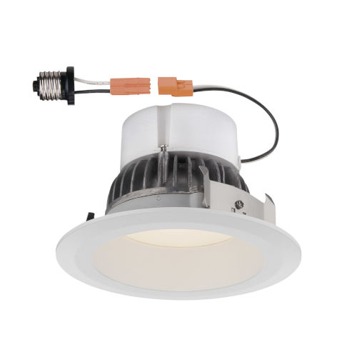White 11W 2700K 660 Lumen LED Recessed Light