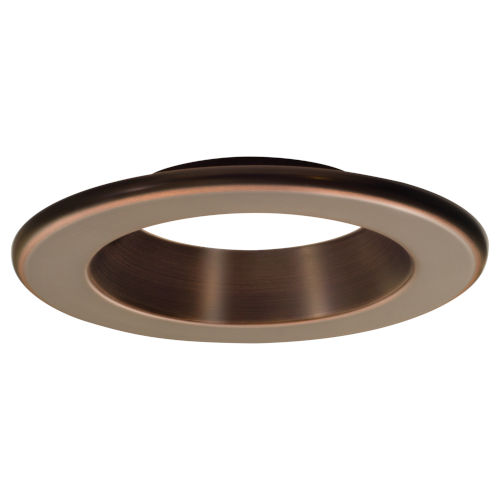 Bronze Five-Inch Recessed Trim Ring