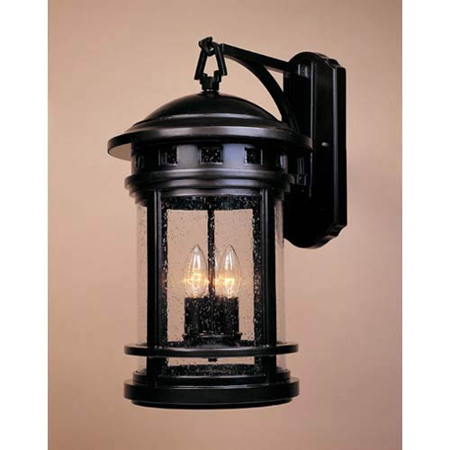 Designers Fountain Sedona Oil Rubbed Bronze Four-Light Outdoor Wall Mounted Light