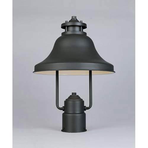 Bayport Bronze One-Light Outdoor Post Light