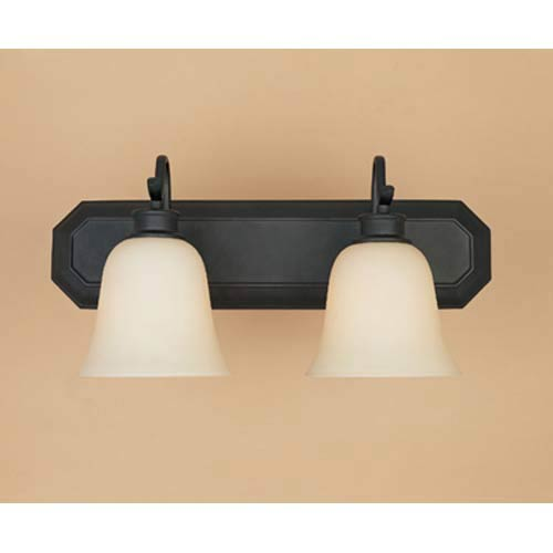 Montego Oil Rubbed Bronze Two-Light Wall Sconce