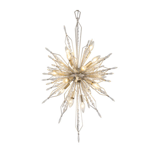 Orbital Gold Dust 16-Light Pendant