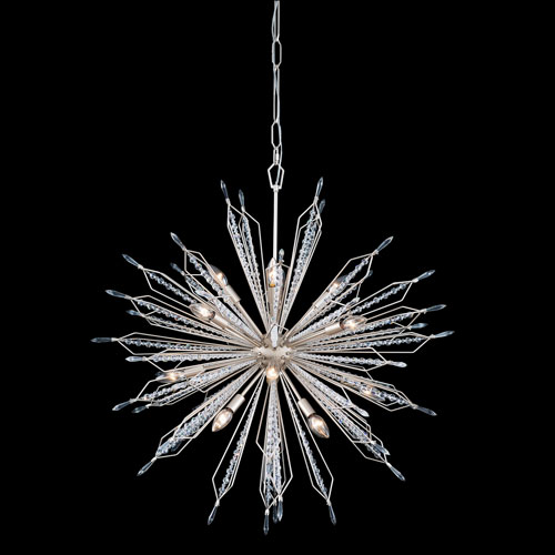 Orbital Gold Dust 12-Light Pendant