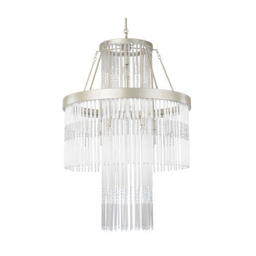 Amelia Silverado Four-Light Chandelier