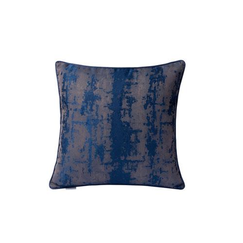 Casa Blue 18-Inch Throw Pillow