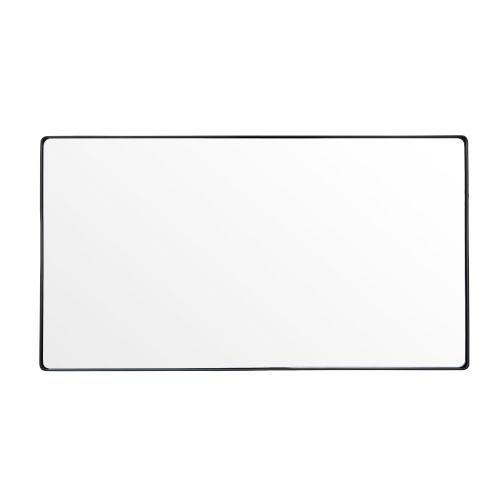 Kye Black Wall Mirror