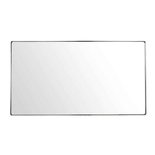 Kye Polished Nickel Wall Mirror