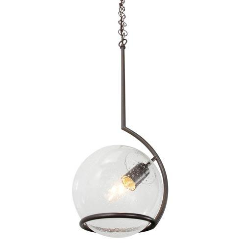 Varaluz Watson Metallic Bronze One Light Mini Pendant
