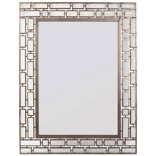 bronze rectangular mirror bellacor