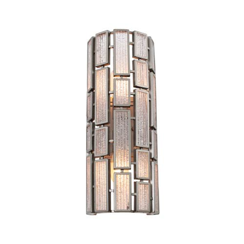 Harlowe New Bronze Two-Light Wall Sconce