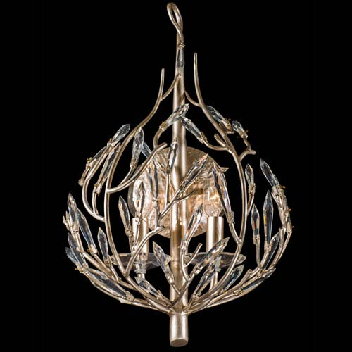 Bask Gold Dust Two-Light Wall Sconce