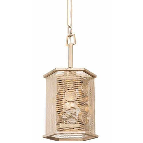 Fascination Zen Gold One Light Mini Pendant