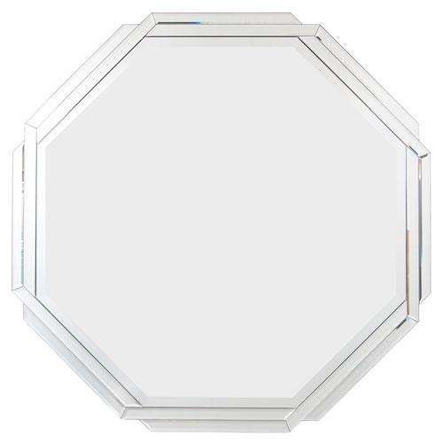 Casa Octaval Weave Wall Mirror