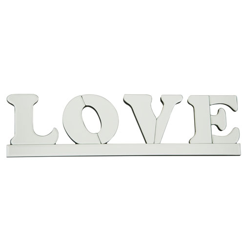 Casa Love Mirrored Wall Art