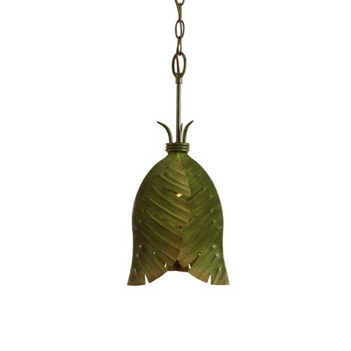 Banana Leaf Mini Pendant