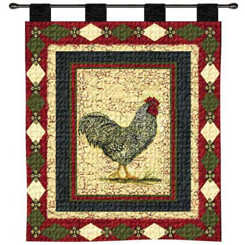 Pure Country Weavers Le Coq Wall Tapestry