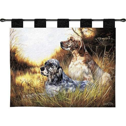 Pure Country Weavers English Setter Wall Tapestry