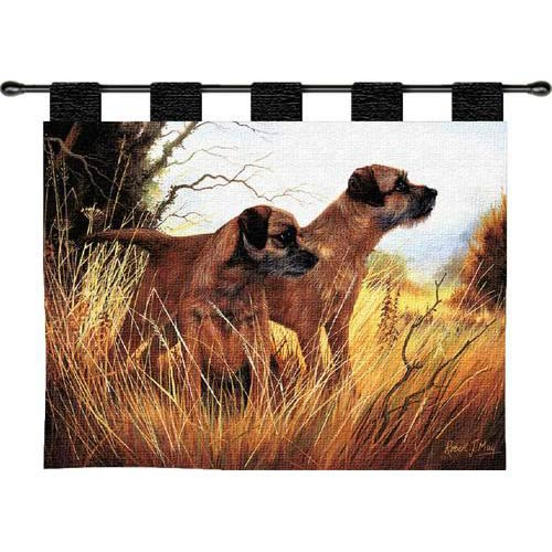 Border Terrier Wall Tapestry