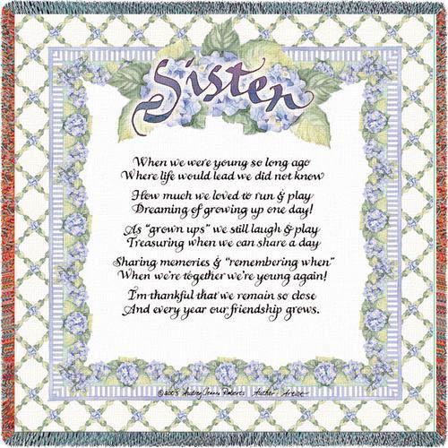 Sisters Lap Square