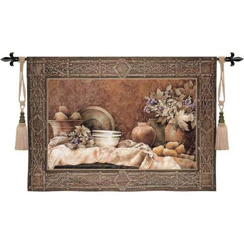Rustic Reflections Tapestry Wall Hanging