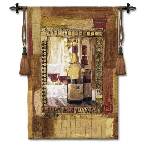 Perfect Vintage II Woven Wall Tapestry